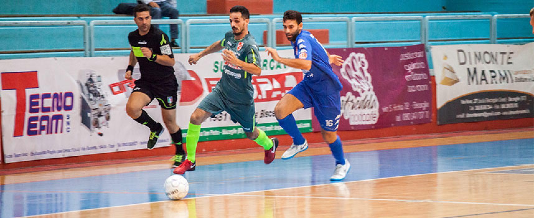 Serie B, la Diaz ospita al PalaDolmen il Real Team Matera