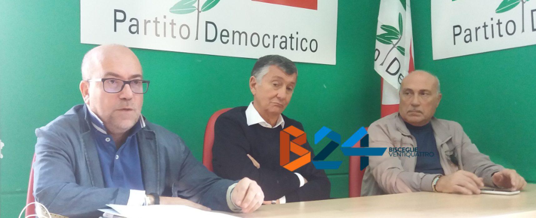 """Di Fazio commissario Pd Bisceglie: """"Ricompattare partito partendo da rinnovamento"""""""