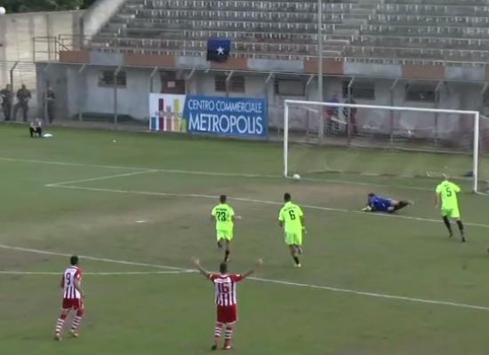 Bisceglie Calcio, secca sconfitta a Rende