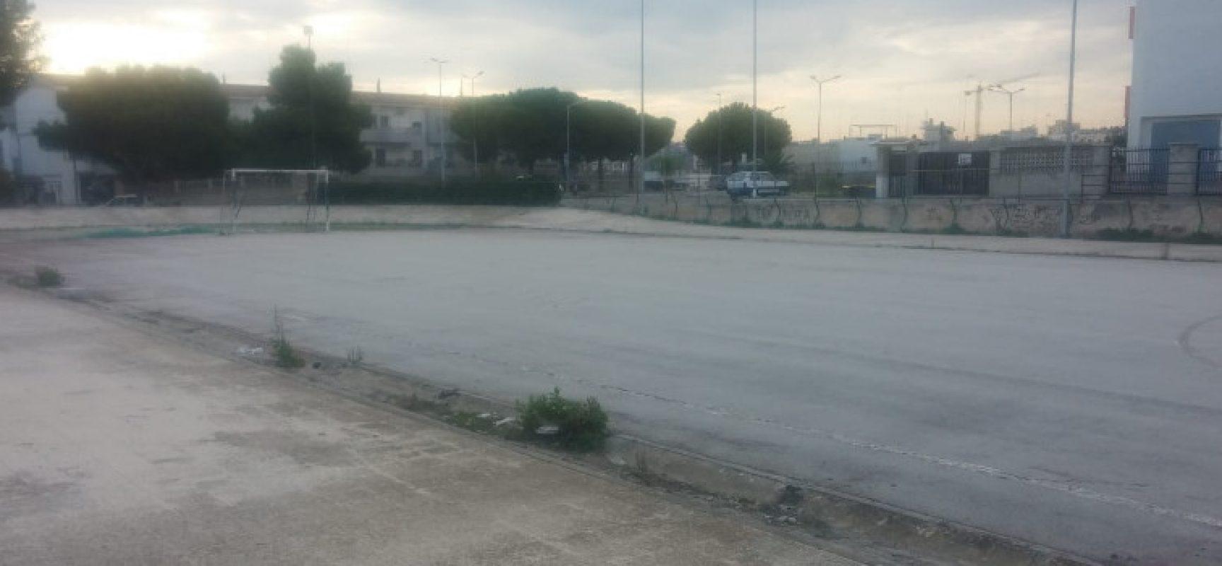 """Movimento Cinque Stelle ad amministrazione comunale: """"Quando partono i lavori al Campo Salnitro?"""" / FOTO"""