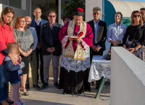 """Temenos inaugura il centro sociale polivalente: """"Salute, socialità e attività culturali"""""""