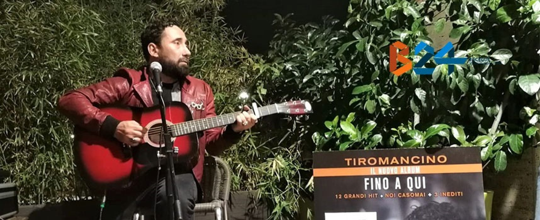 """I Tiromancino a Bisceglie: incontro con i fan per l'instore tour """"Fino a qui"""""""