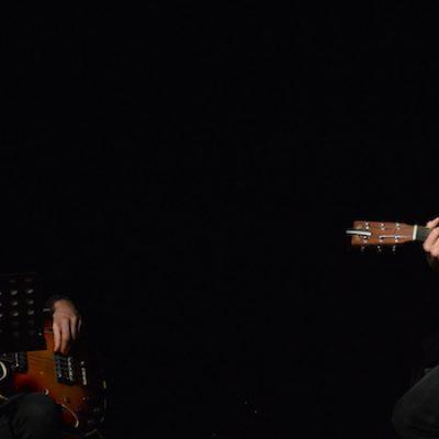 Lo swing di Luca Loizzi a Scena 84 fra cabaret e teatro-canzone / FOTO