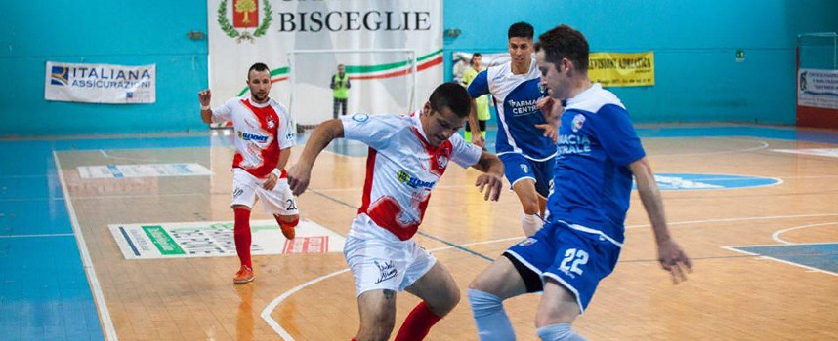 """La Diaz cade sul più bello. Futsal Altamura sbanca il """"Paladolmen"""""""