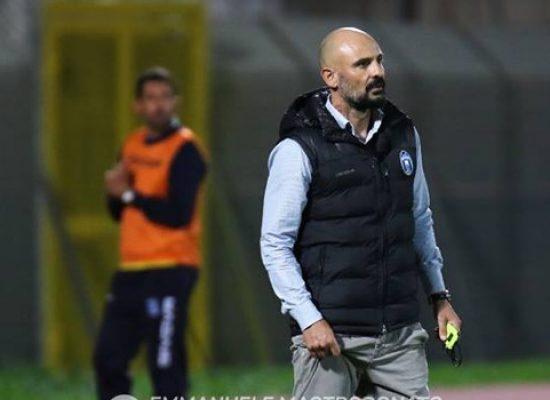 """Bisceglie Calcio, Ginestra: """"Sfida difficile a Catanzaro, ma dipende dalla nostra testa"""""""