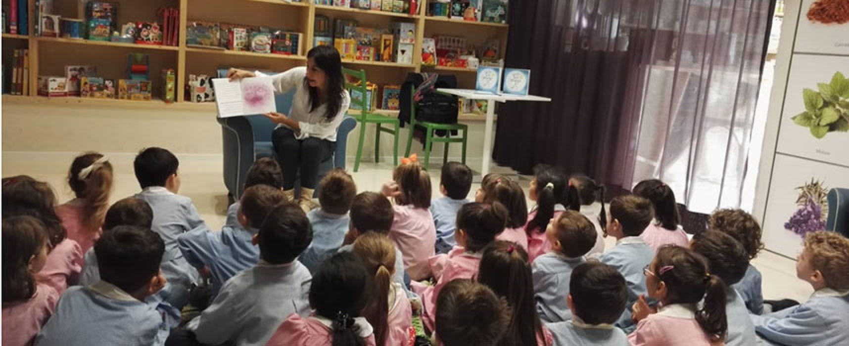 """""""Libriamoci a scuola"""", l'attenzione alla lettura del 4° Circolo Didattico / FOTO"""