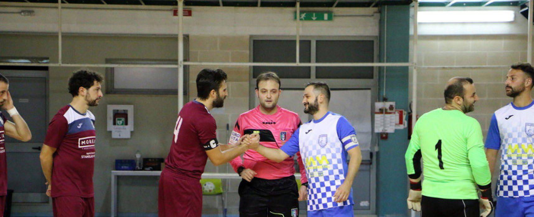 Calcio a 5: impegni casalinghi per Futbol Cinco e Nettuno