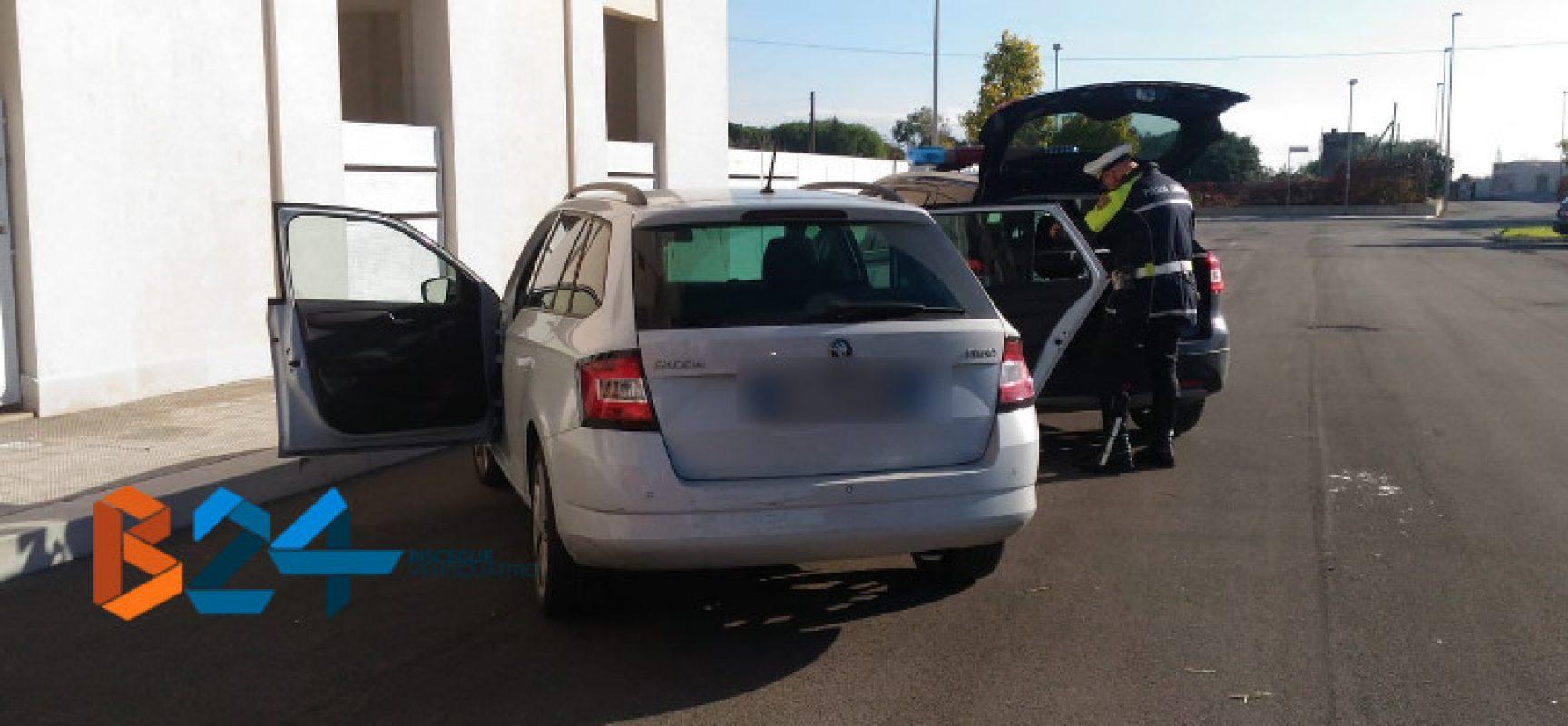 Polizia Locale sventa furto d'auto nella zona 167