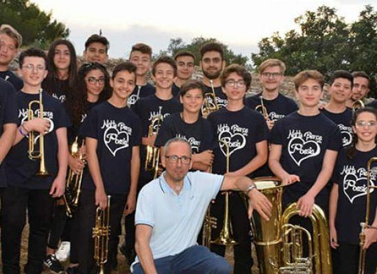 """Il brass ensemble """"il Cenacolo"""" stasera in concerto al teatro Petruzzelli"""
