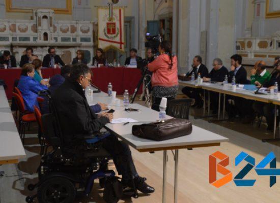 """Consiglio comunale, Consiglio: """"Amministrazione conferma dismissione quote Bisceglie Approdi"""""""