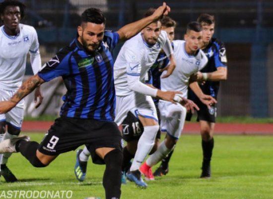 Il Bisceglie Calcio strappa un punto al Catanzaro