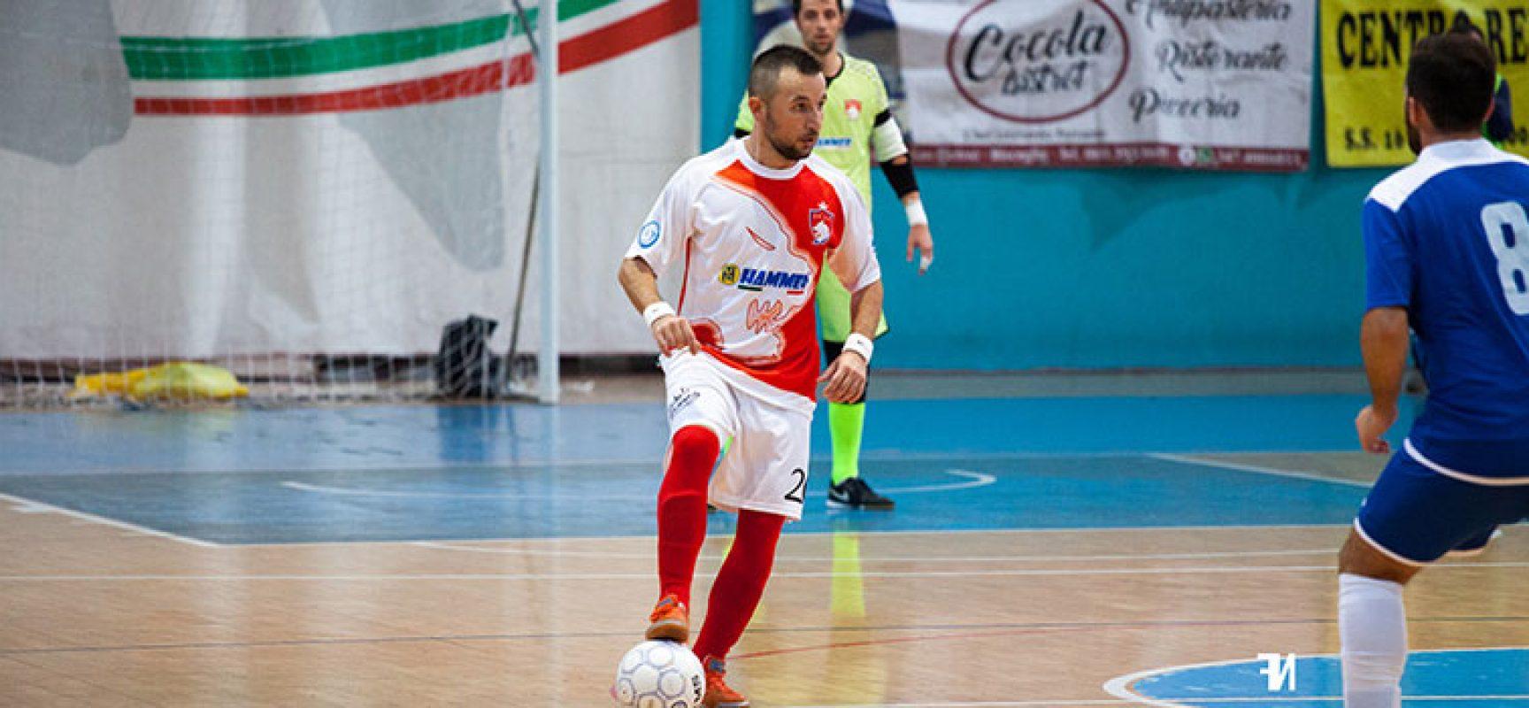 """Diaz attende il Futsal Altamura, Acquaviva: """"Il nostro campionato inizia sabato"""""""