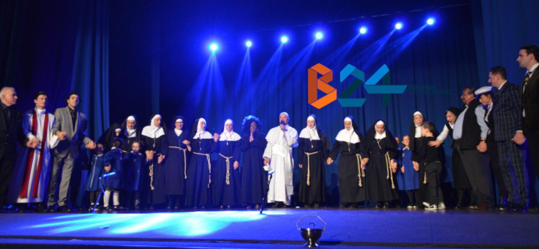 """Con """"Sisters 2 – ancora più svitate"""" torna on stage la Compagnia Fagipamafra"""