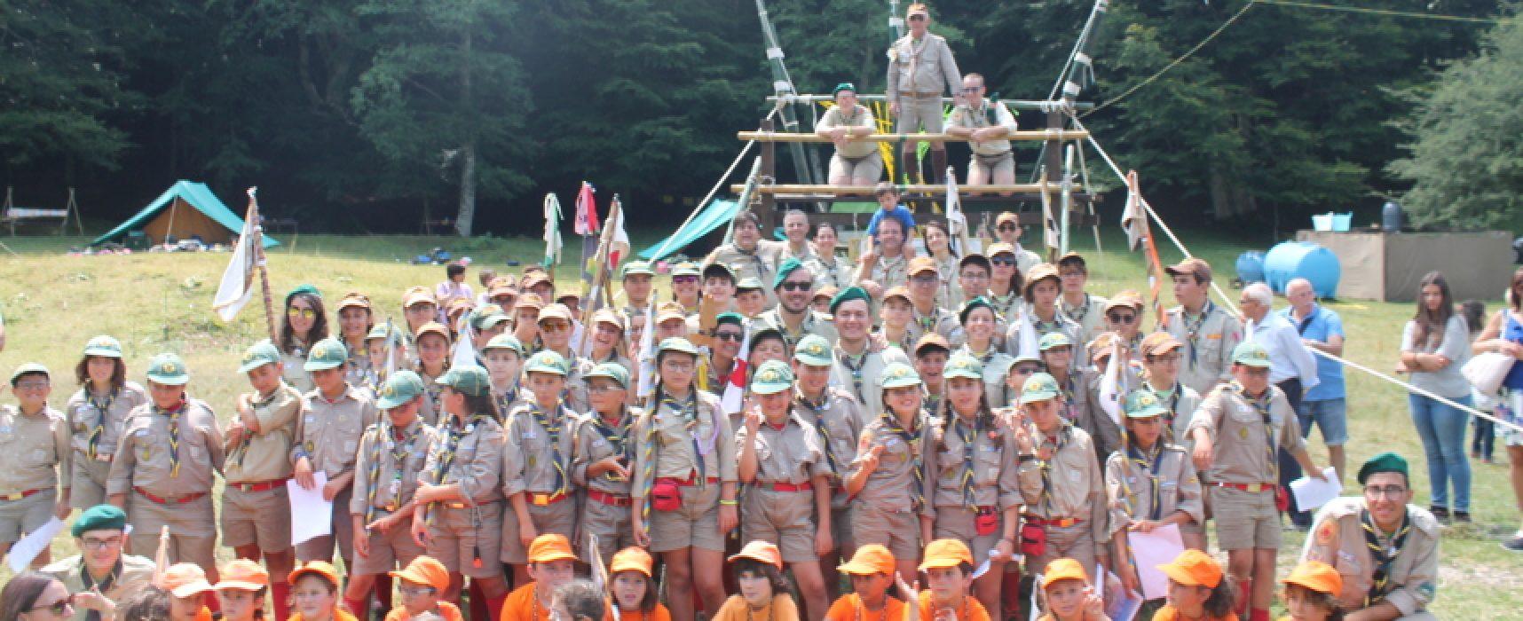 """Gruppo Scout, il bilancio dei primi mesi: """"Anno pregno di attività"""""""