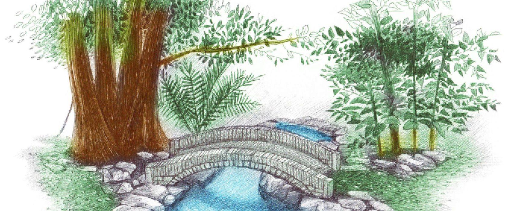 """Giardino Botanico Veneziani, passeggiate tra il verde, letture e """"merenda in giardino"""""""
