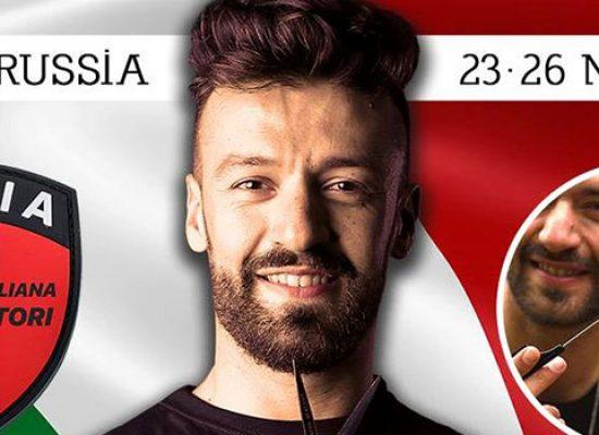 Il biscegliese Leo Todisco convocato per il Campionato Mondiale Acconciatori