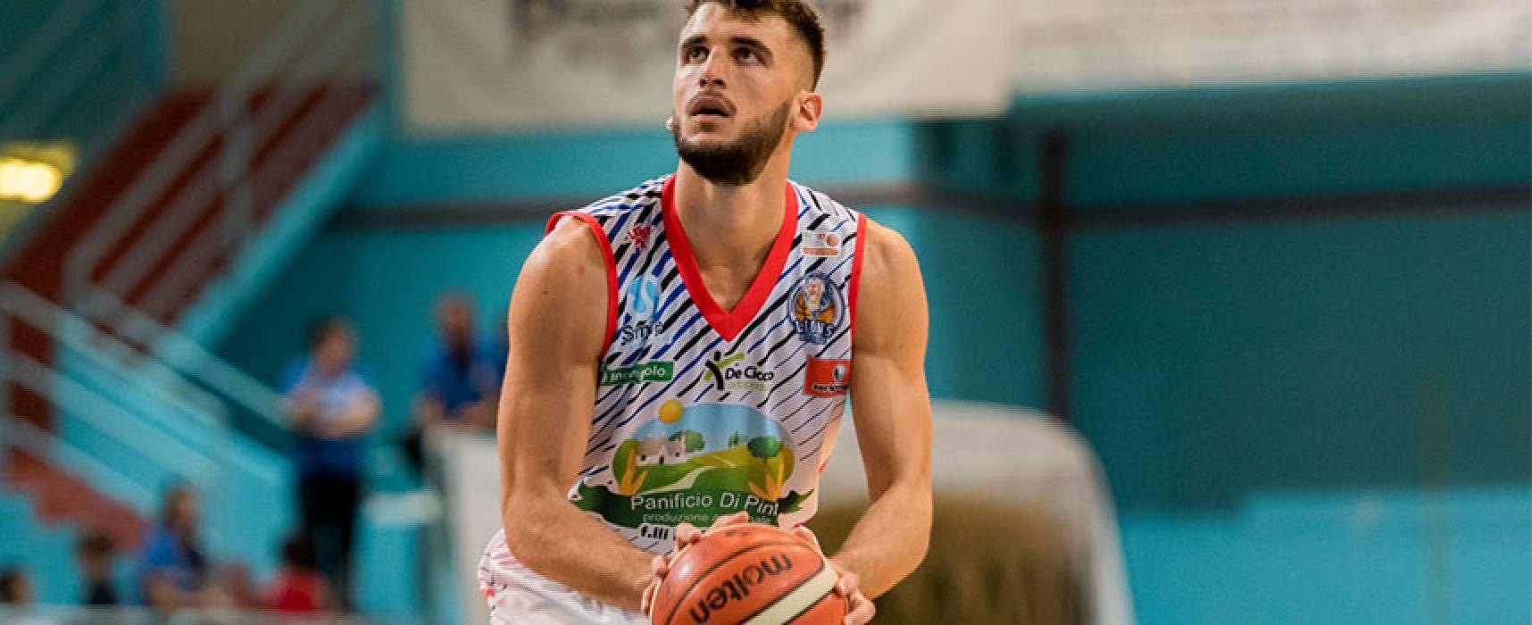 Di Pinto Panifici stasera a Pescara si gioca il terzo posto
