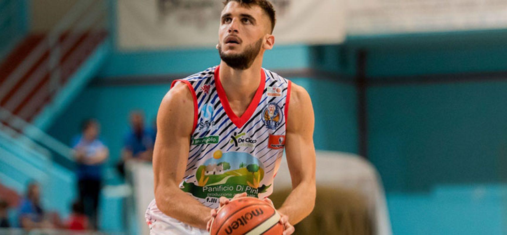 Basket, trasferta ostica per la Di Pinto Panifici in casa della Goldengas Senigallia