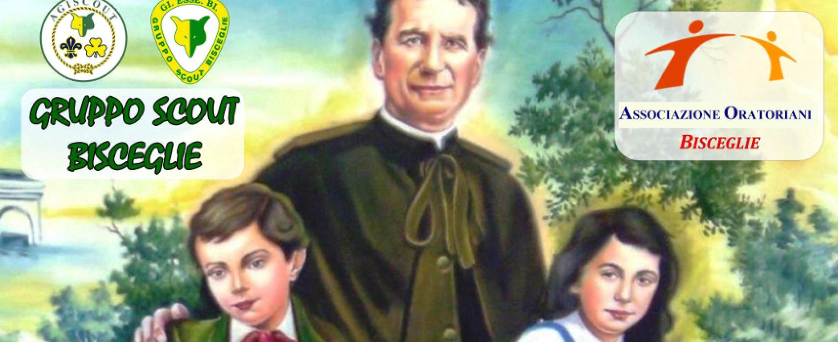 L'Agiscout e l'Associazione Oratoriani festeggiano il restauro della statua di don Bosco