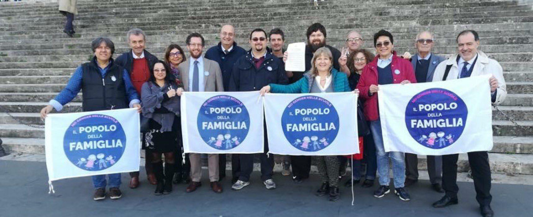 """Popolo della Famiglia, Sardella: """"Partita raccolta firme redditto di maternità"""""""