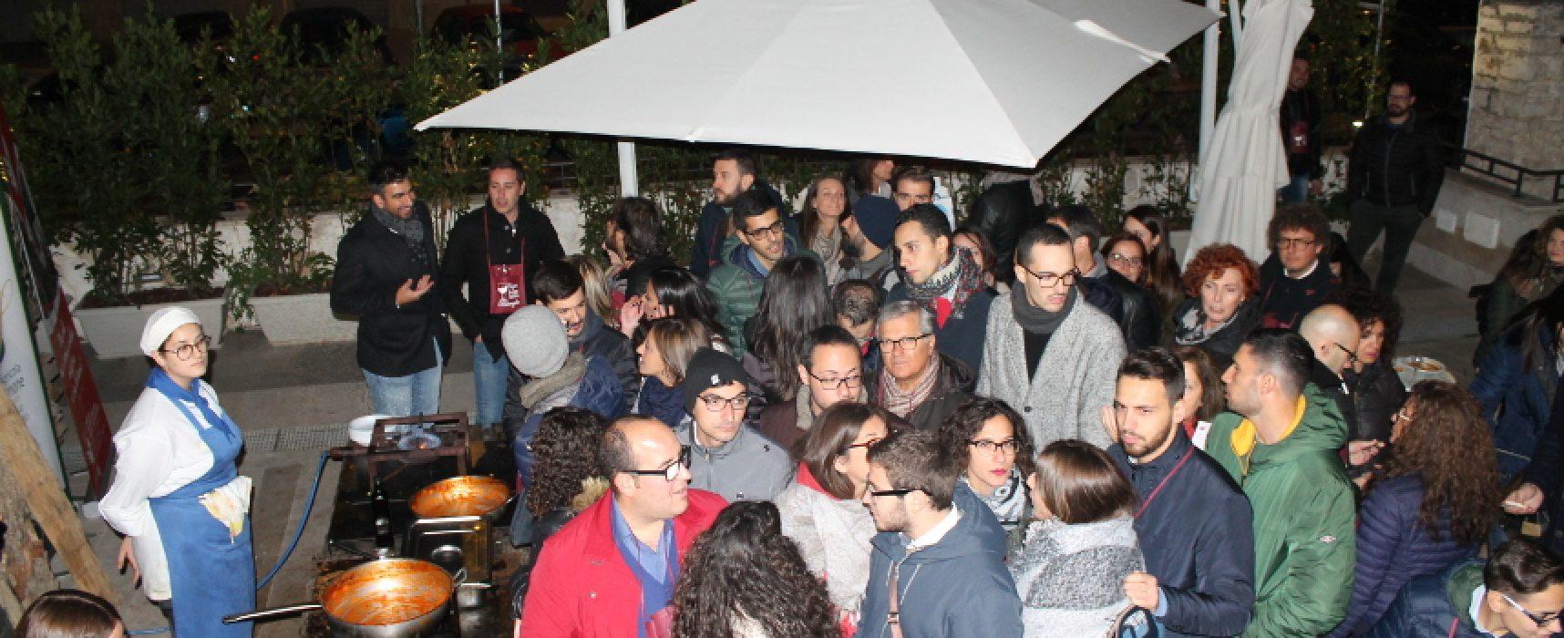 Solidarietà e beneficenza a Calici nel Borgo Antico 2018
