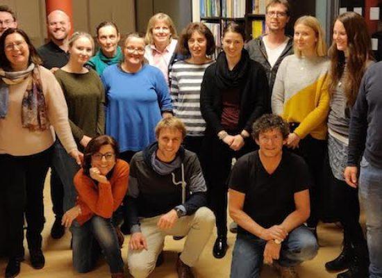 Due docenti della Monterisi ad Amsterdam in visita alle Steve Jobs iPad Schools