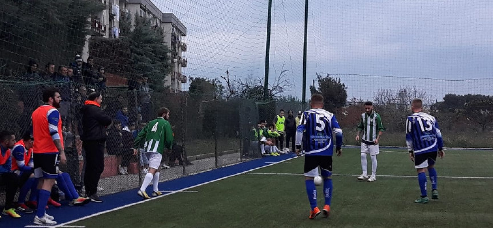 Futbol Cinco in scioltezza, Nettuno rifila il poker al Futsal Terlizzi \ CLASSIFICA