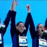 Elena Di Liddo chiude il Mondiale conquistando il bronzo nella 4×100 mista