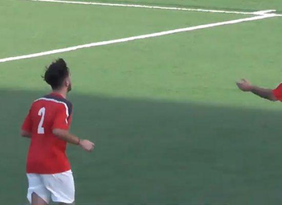 Mattia Pasculli passa allo Sporting Donia e va in gol all'esordio