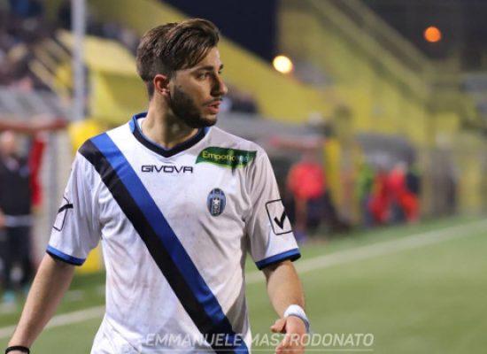 Starita-gol ed il Bisceglie batte il Catania al Ventura