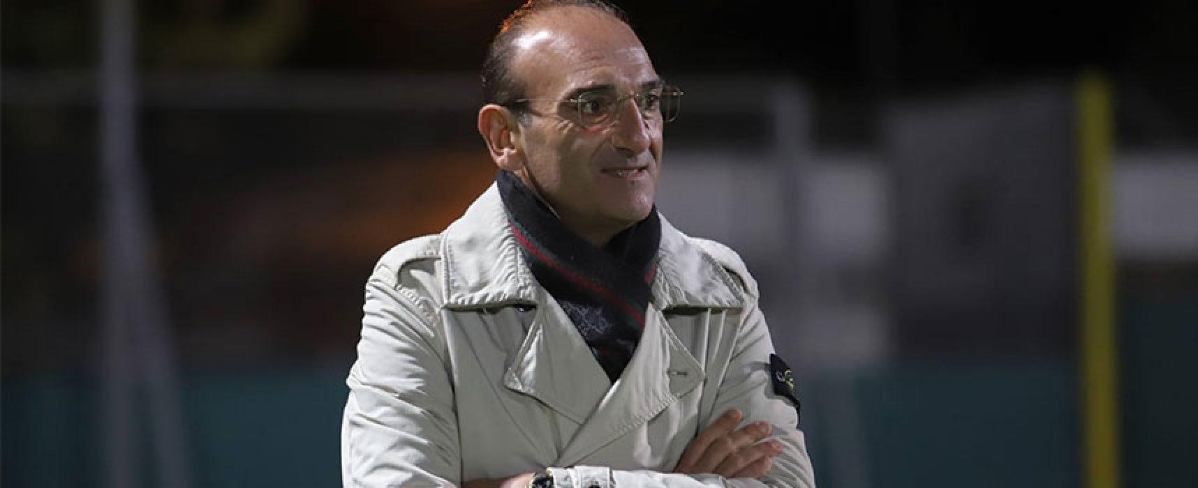 """Bisceglie Calcio: Todaro chiede confronto al Comune per lavori adeguamento del """"Ventura"""""""