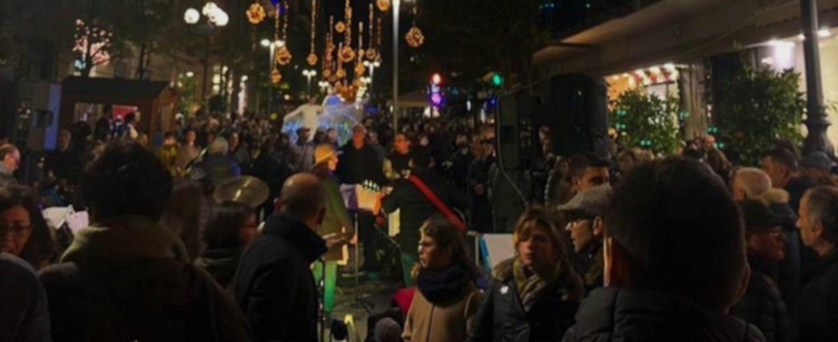 """""""Aspettando il Natale"""", musica e animazione per le vie del centro"""