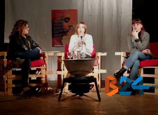 """Bullismo e cyberbullismo: Annamaria Minunno presenta """"Io valgo di più"""" alle Vecchie Segherie"""
