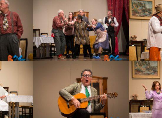 Tenori, soprani, malintesi e risate: la Compagnia Dialettale diverte e conquista / FOTO