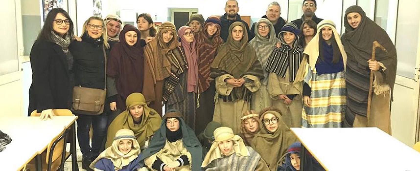 """Movimento civico """"Difendiamo Bisceglie"""", visita con doni a bambini di """"Villa Giulia"""""""