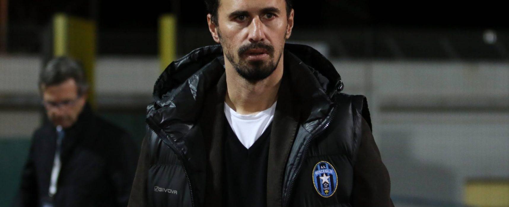 Bisceglie Calcio: interrotto il rapporto con il Ds Quistelli, ipotesi Materazzi per la panchina