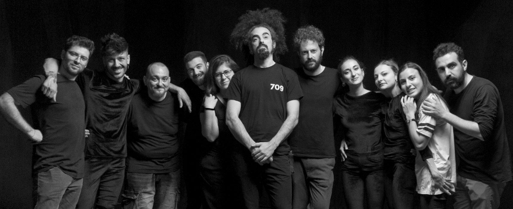 """""""Prosopagnosia"""", nuovo video di Caparezza firmato dal biscegliese Alberto D'Andrea / FOTO E VIDEO"""