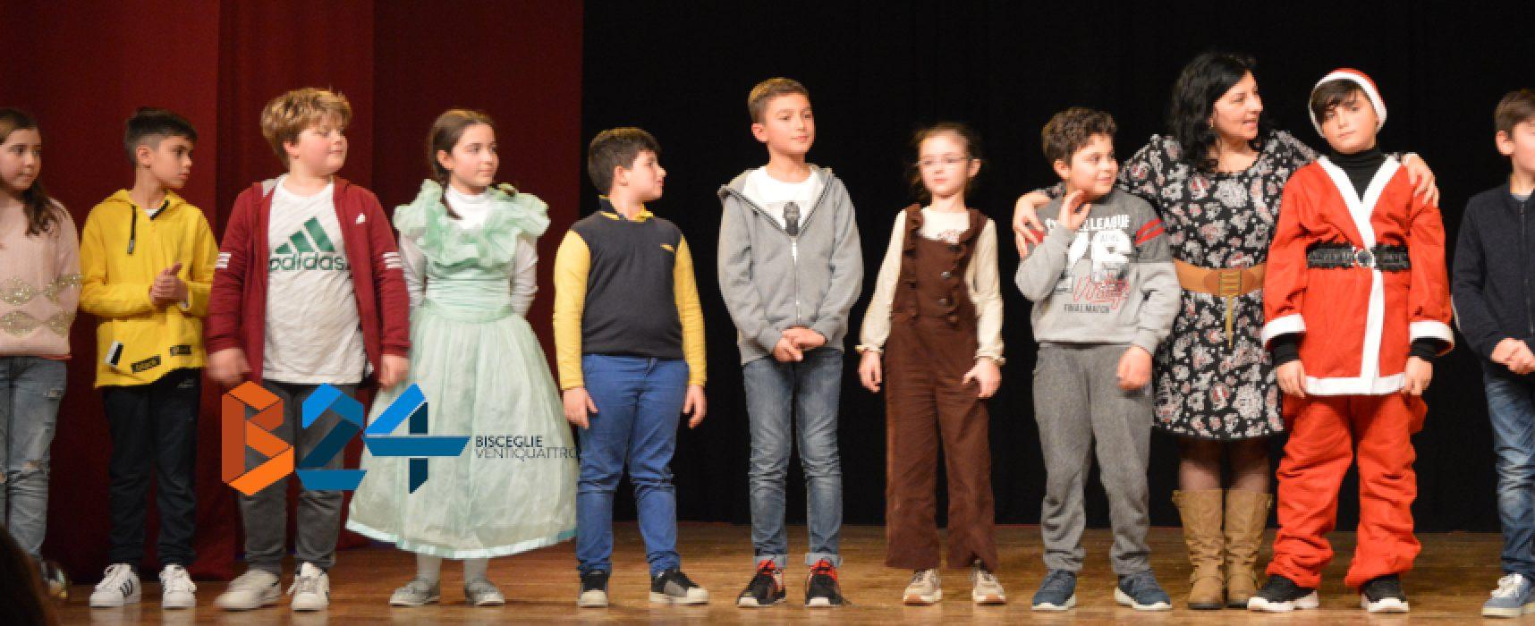 """Compagnia dei Teatranti junior, in scena al don Sturzo """"Il Natale della banda del dispetto"""" / FOTO"""