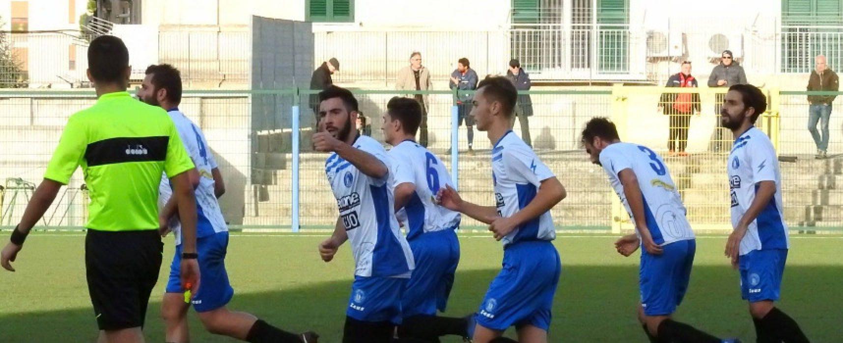 Unione Calcio di scena a Brindisi nell'ultimo turno del girone d'andata