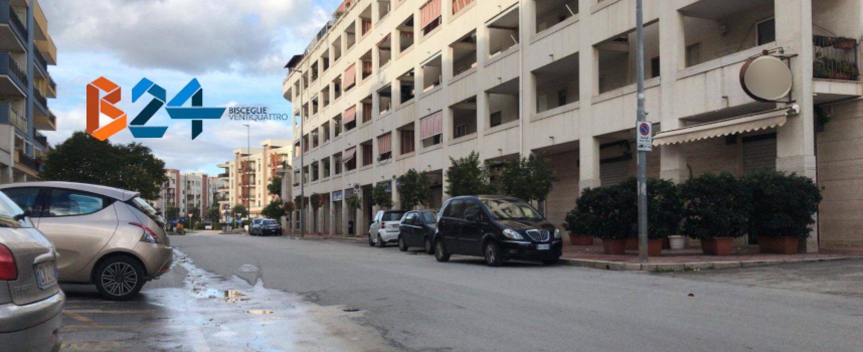 Agguato nella notte in via Cavour: ferito 21enne pregiudicato