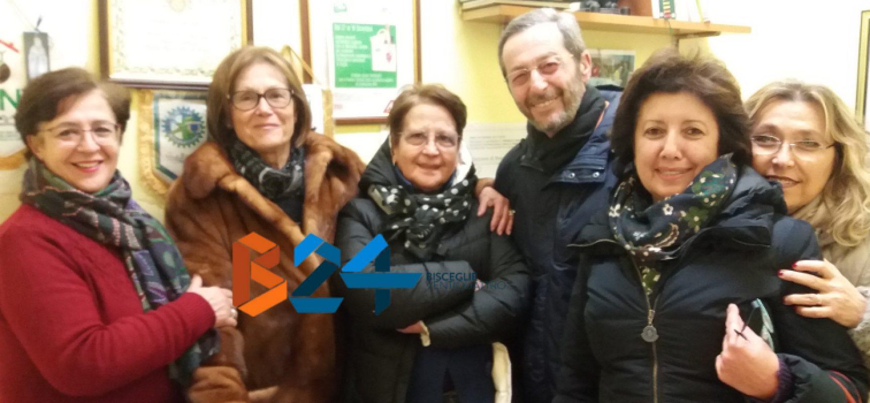 """Mariafranca Salerno (Ant): """"Incremento assistenza in città nel 2018. Urgente nuova sede"""""""