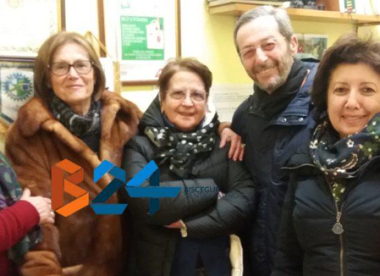 """L'anno dell'Ant di Bisceglie, Salerno: """"Realtà attiva che ha bisogno di sostegno e partecipazione"""""""