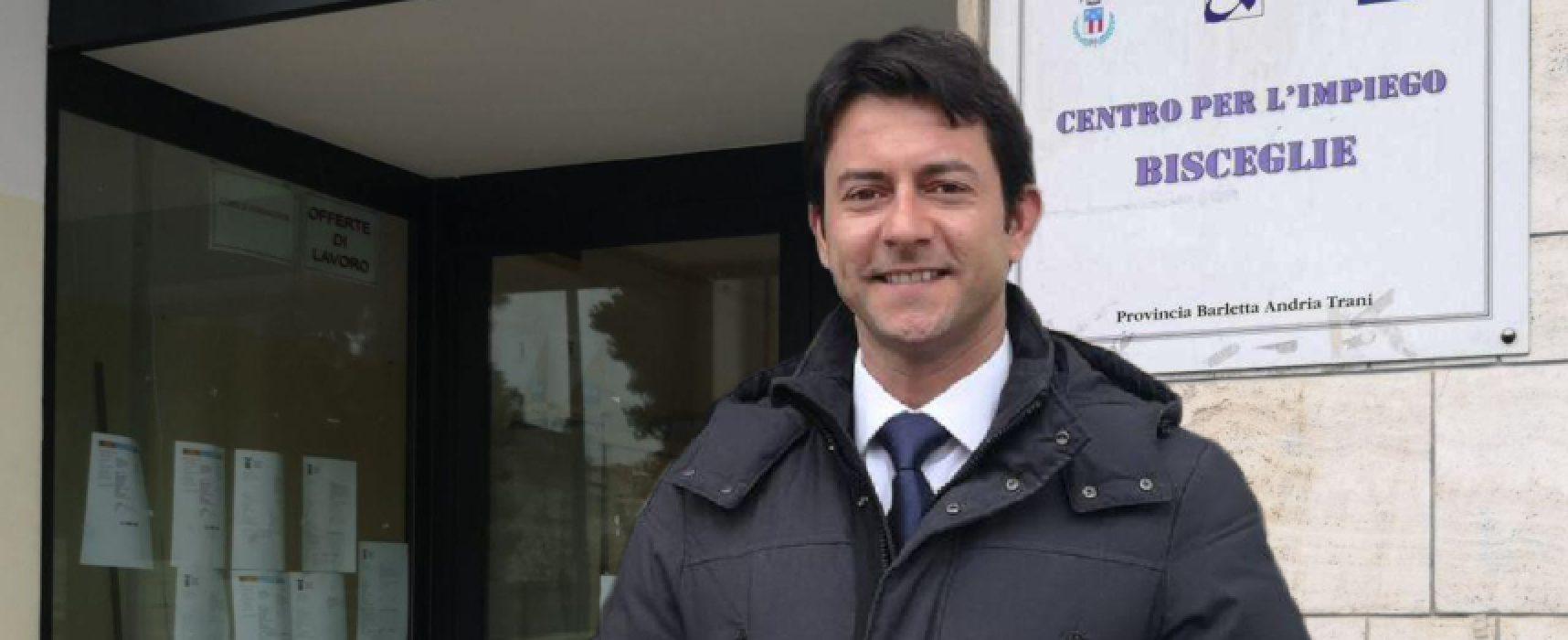 """Galantino (M5s) visita Centro per l'impiego: """"Servono ammodernamento e snellimento"""""""