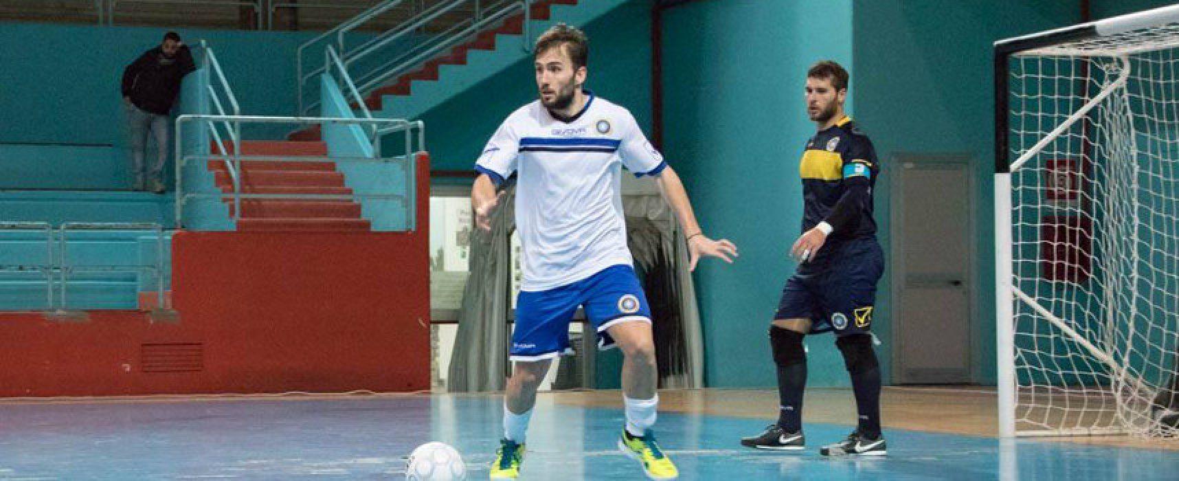 Futsal Bisceglie ko nel derby con la Salinis