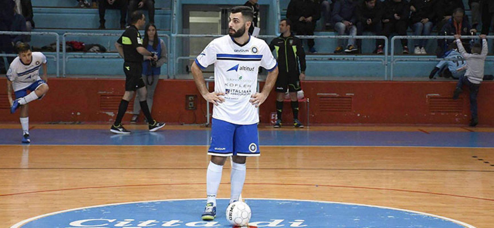 Ferrucci lascia il Futsal Bisceglie per approdare alla Futsal Andria