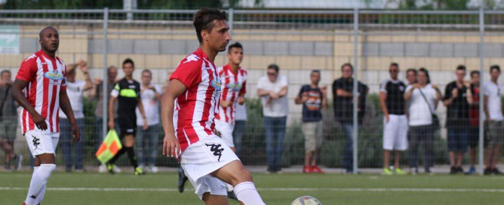 Unione Calcio: rinforzo in difesa, arriva Nicola Grazioso