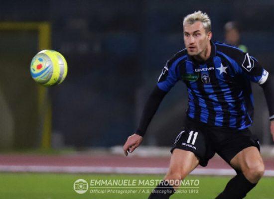 Bisceglie calcio, il centrocampista Jakimovski approda nella serie A greca