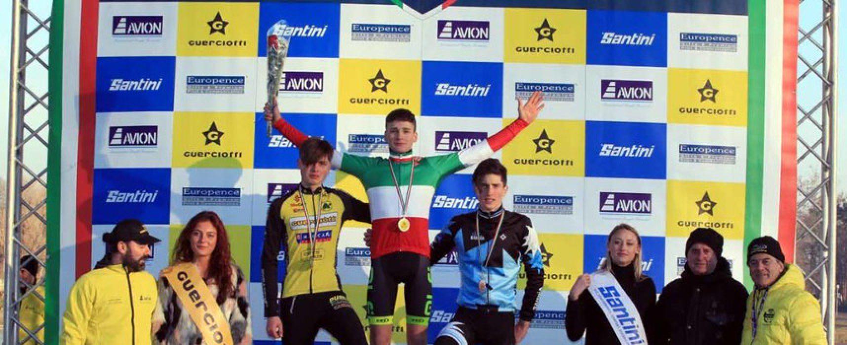 Il biscegliese Loconsolo conquista il titolo italiano di Ciclocross