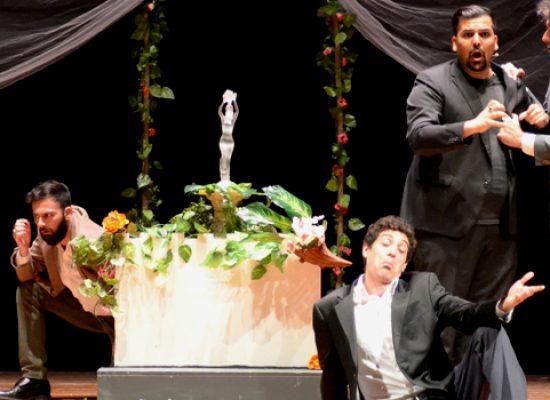 """Scena 84: """"Molto rumore per nulla"""", il grande classico di Shakespeare al Don Sturzo"""