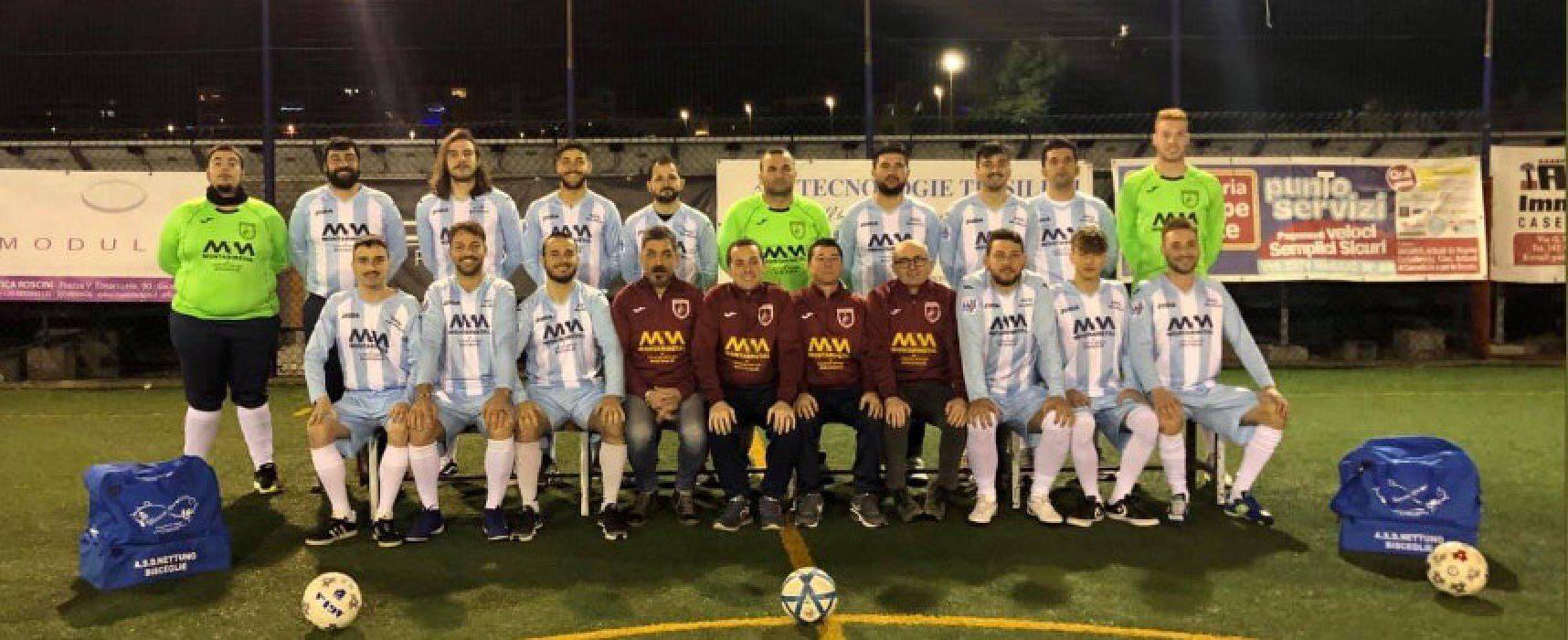 Futsal serie C2: Nettuno di scena a Molfetta, riposo per il Futbol Cinco